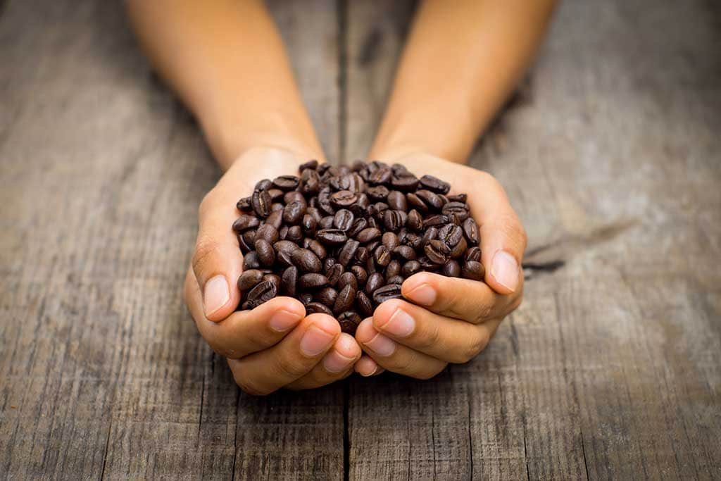 coffee-hands